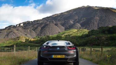 Fun in PHEVs - i8 another majestic view