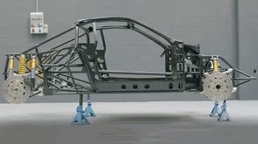 Kimera Automobili EVO37 - body