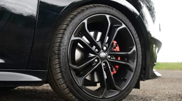 Ford Focus ST - wheel