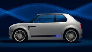 Honda Urban EV concept - side