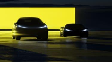 Lotus EV news - teaser