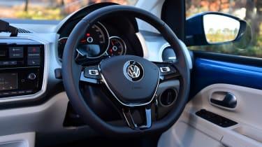 Volkswagen up! - steering wheel