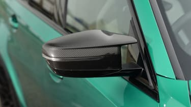 BMW M3 Competition - wing mirror
