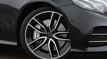 mercedes amg e53 coupe alloy wheel