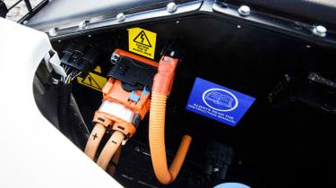 Electric Defender detail