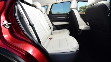 Used Mazda CX-5 - rear seats