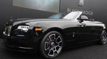 Rolls-Royce Dawn Black Badge - Goodwood front