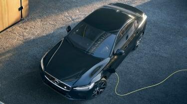 Volvo S60 Polestar - charging