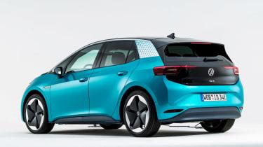 Volkswagen ID.3 - rear