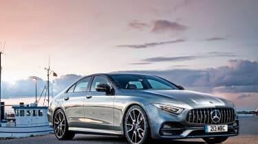 2018 Mercedes CLS exclusive image