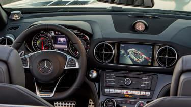 Mercedes-AMG SL 65 - dash