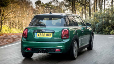 MINI Cooper S 60 Years Edition - rear action