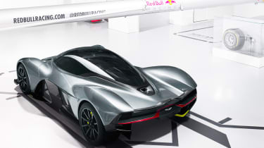 Aston Martin RB 001 official - rear quarter 2