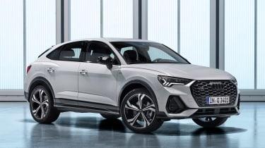 Audi Q3 Sportback - studio front/side