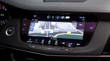 Cadillac CT6 - infotainment