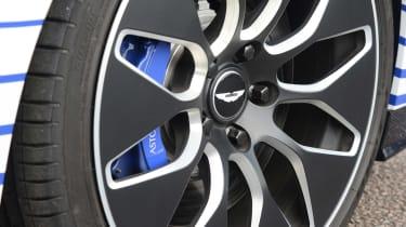 Aston Martin Rapide E - wheel detail