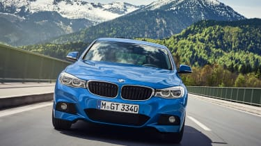 BMW 3 Series GT - full front