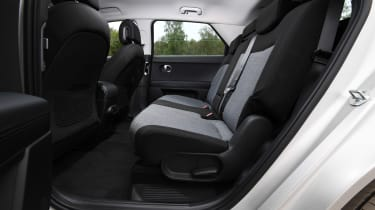 Hyundai Ioniq 5 RWD - rear seats