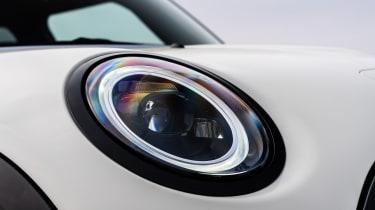 MINI Cooper S - front lights