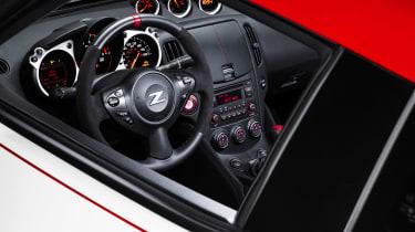 Nissan 370Z 50th Anniversary Edition - interior
