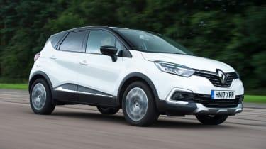 Best SUVs and 4x4s - Renault Captur