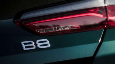 Alpina B8 Gran Coupe - badge