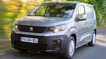 Peugeot Partner - front