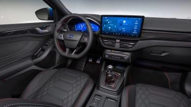Ford Focus ST Line - dash