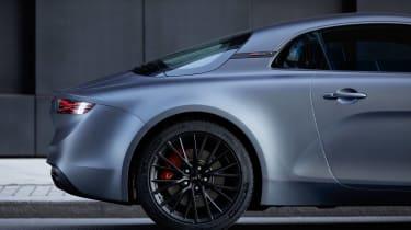 Alpine A110S - rear detail