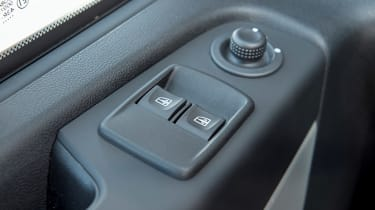 Nissan NV300 van window switches