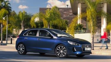 New Hyundai i30 2017 static