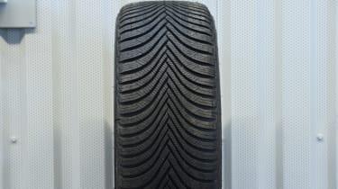 2017/18 winter tyre test - Michelin Alpin 5