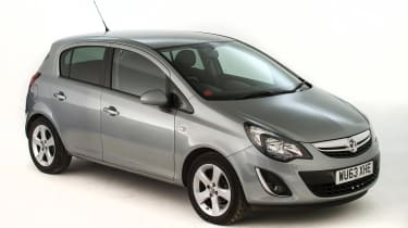 Used Vauxhall Corsa - front