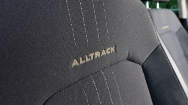 Volkswagen Passat Alltrack - seat