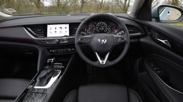 Vauxhall Insignia Sports Tourer - dash