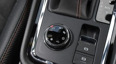 Cupra Ateca - driving modes