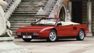 Ferrari Mondial convertible