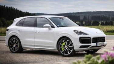 Fastest SUVs in the world - Porsche Cayenne Turbo S