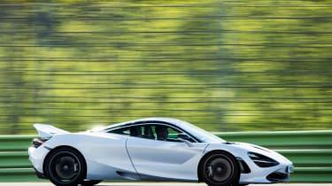 McLaren 720S - side