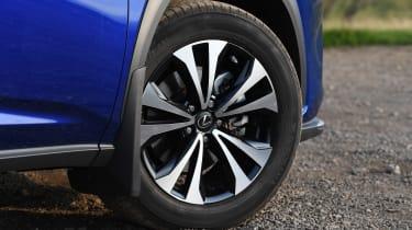 Lexus NX - wheel