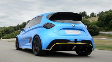 Renault ZOE E-Sport concept - rear