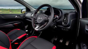 Kia Picanto GT Line - interior