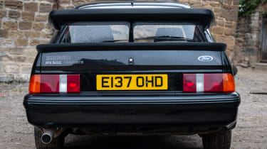 Ford Sierra RS500 Cosworth - rear