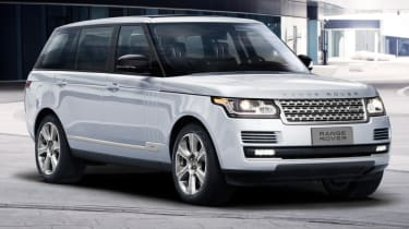 A to Z guide to electric cars - hybrid Range Rover