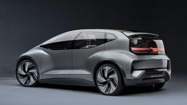 Audi AI:ME - side/rear