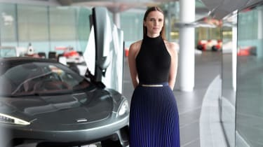 McLaren feature vegan