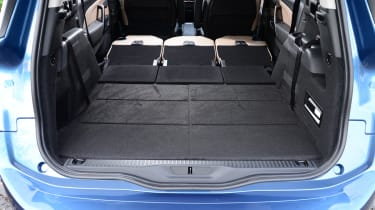 Citroen Grand C4 Picasso boot