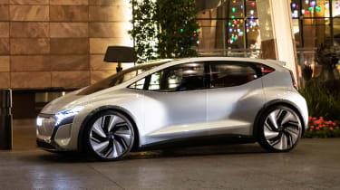 Audi AI:ME concept - front static