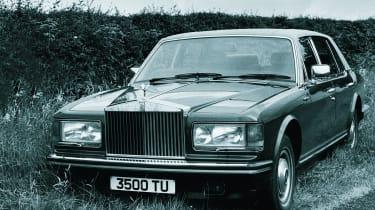 British classics - Rolls-Royce Silver Spirit