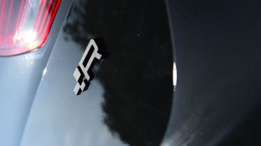 SEAT Leon Cupra R ST ABT - boot badge